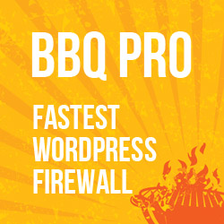 [ Premium WP Plugin: BBQ Pro: Advanced WordPress Firewall ]