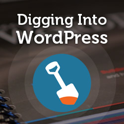 [ Book: Digging Into WordPress ]