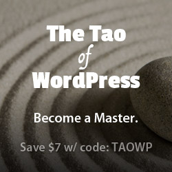 [ Book: The Tao of WordPress ]