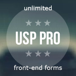 [ Premium WP Plugin: USP Pro - User Submitted Posts ]